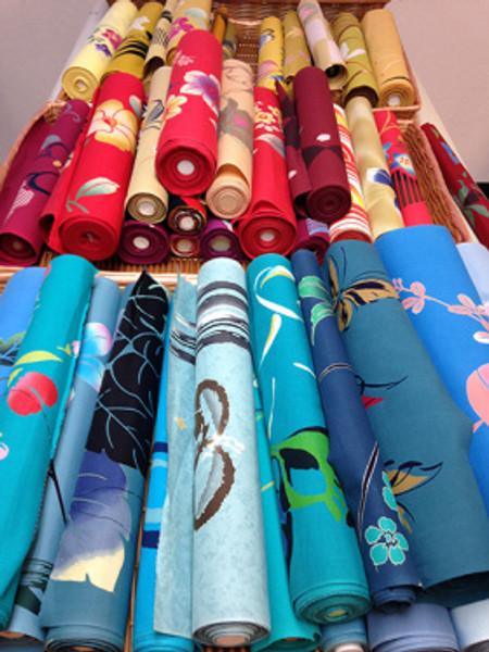 Yukata Fabrics