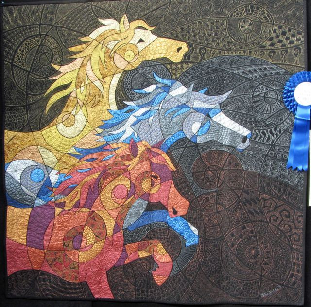 Galloping Wild and Free by Helen Godden