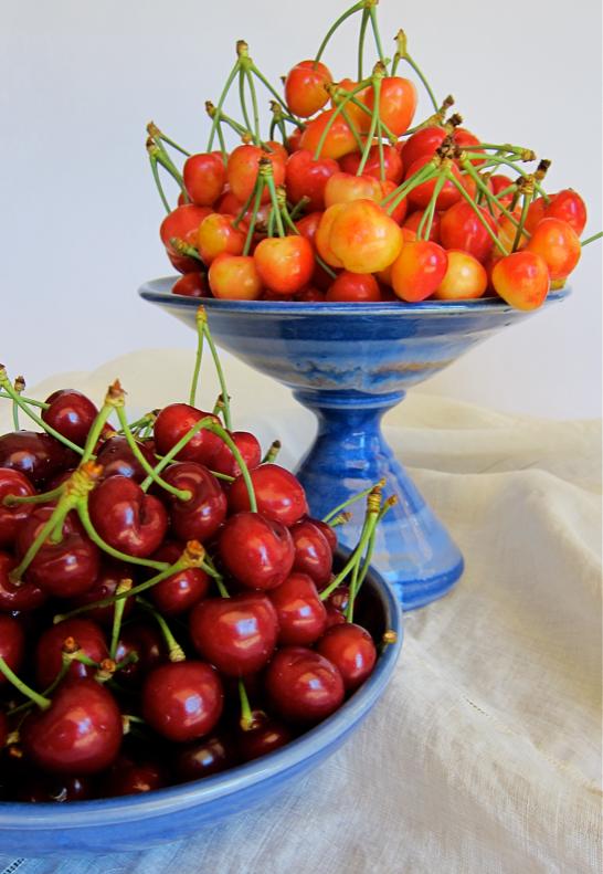 Inspiration-J: Cherry bowls