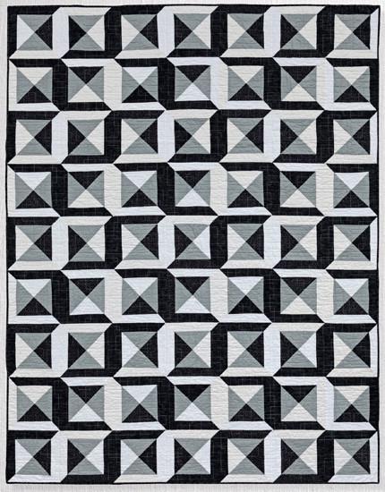 Quilt-J:  Amy Ellis's Prism