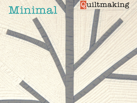 Gwen Marston Drops By to Share Minimal Quiltmaking (+ a Giveaway!)