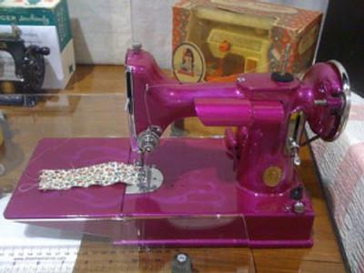 Fuschia machine