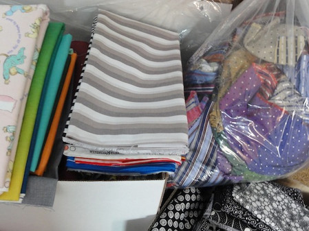 Confession of a Fabric Fanatic & a Giveaway