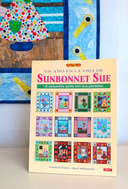 The Spanish-language version of A Year in the Life of Sunbonnet Sue