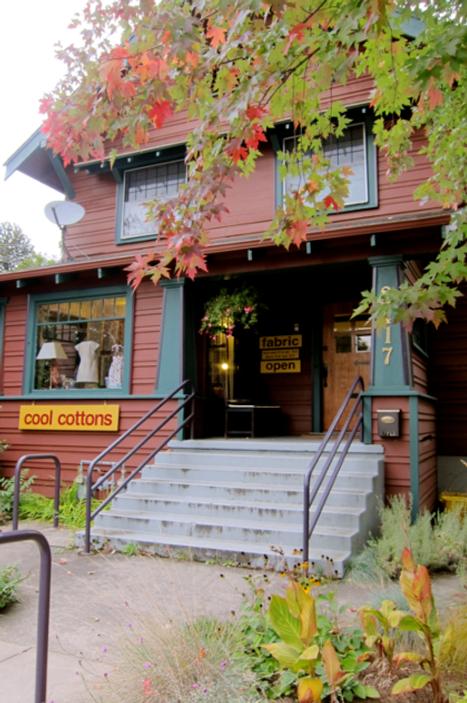 Dates & Places-J:  Cool Cottons Portland OR