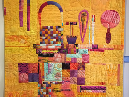Uncommon Threads – Finding Inspiration in a Recent Art Quilt Exhibit
