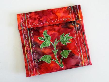 Inspiration Plus: Putting Those Decorative Machine Stitches to Work