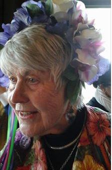 Quilter, Margaret Linderman Inspired by the Works of Frida Kahlo
