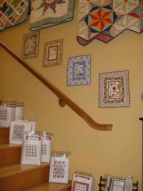 American Jane Stairway