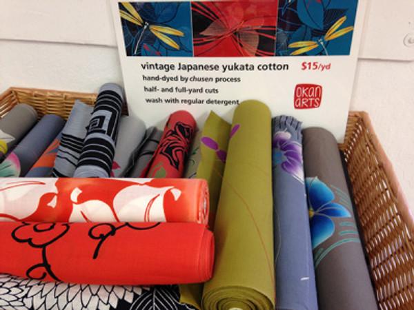Yukata Fabrics 4