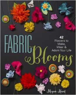 Fabric Blooms cover
