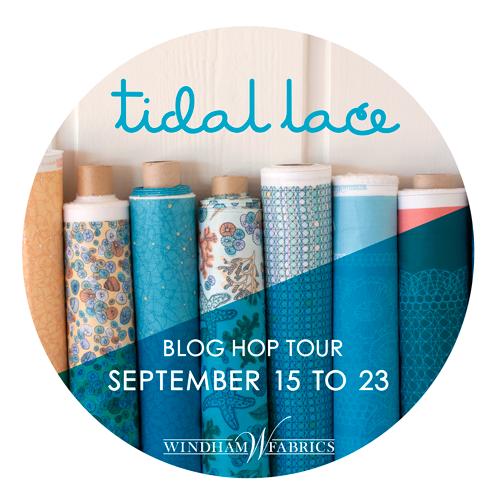 Tidal Lace Blog Hop Tour