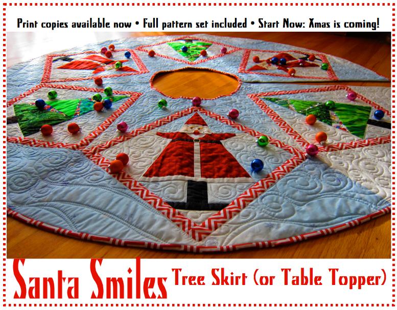 Pattern-J: Santa Smiles announcement