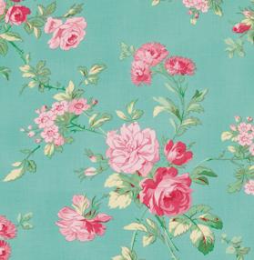 Rosewater by Verna Mosquera for Free Spirit Fabrics.