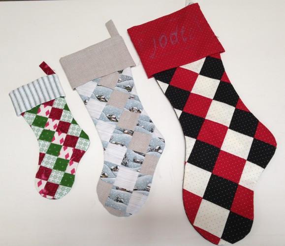 St. Nick's Stockings