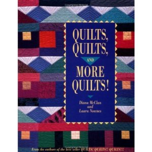 Quilts Quilts and more Quilts cover