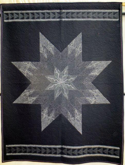 Winter Star by Ferret, Middlesex