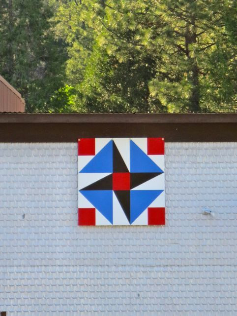Day 5_%22barn quilt%22 red white and blue