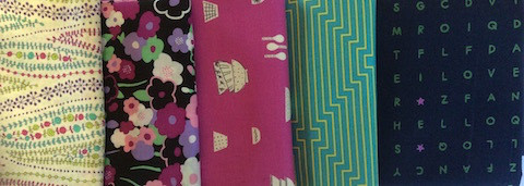 I can't wait to start playing with these new fabrics.
