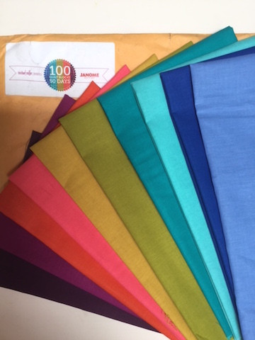 Cotton Couture solids by Michael Miller Fabrics.