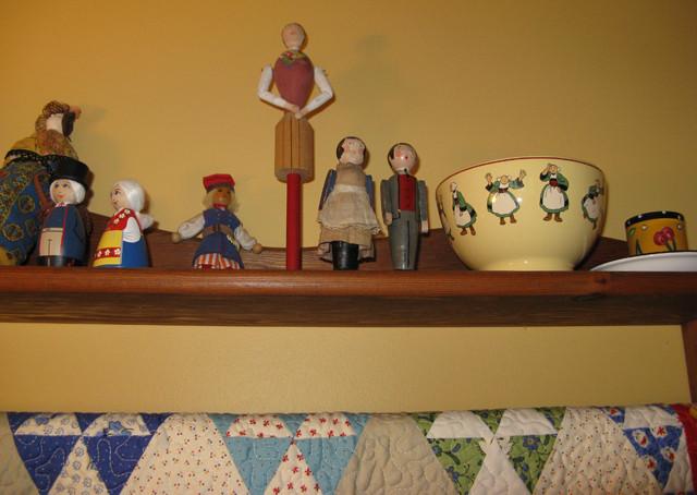 American-Jane shelf