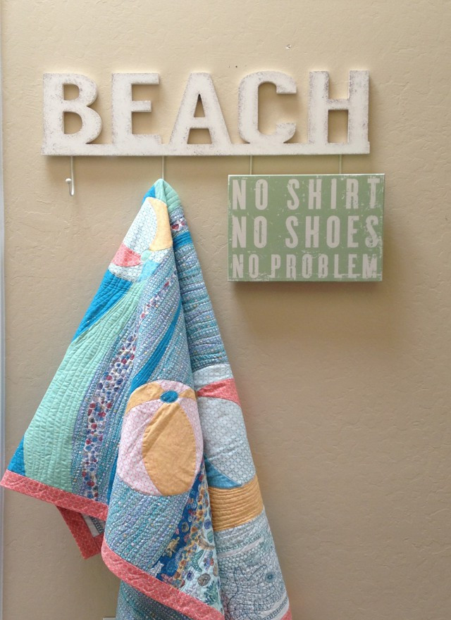 Making Waves Quilt by See How We Sew