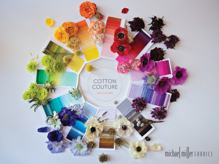 Cotton Couture Look Book – Color Inspiration