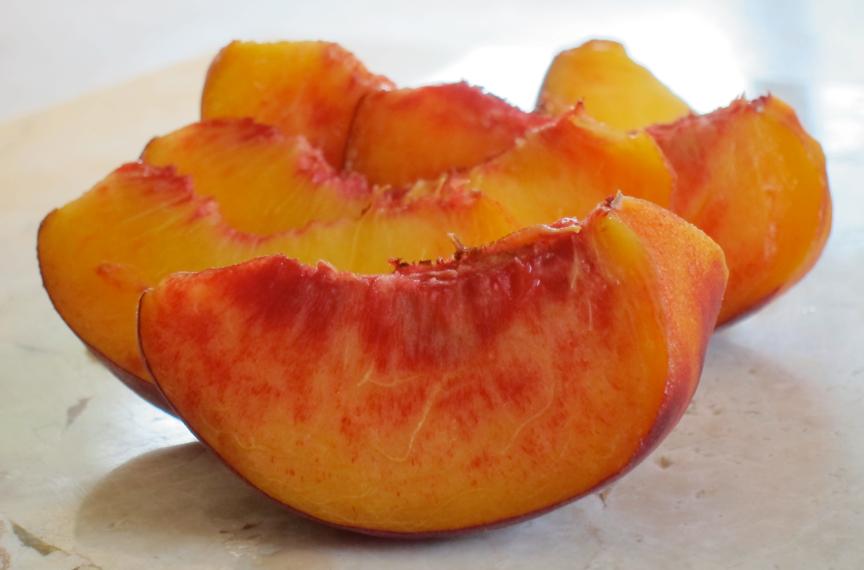Inspiration-J:  Luscious Peach