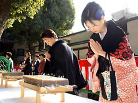 Hari-Kuyo – The Ceremony of Broken Needles