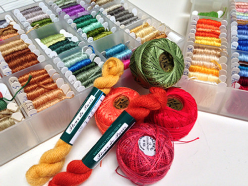 Oodles of thread