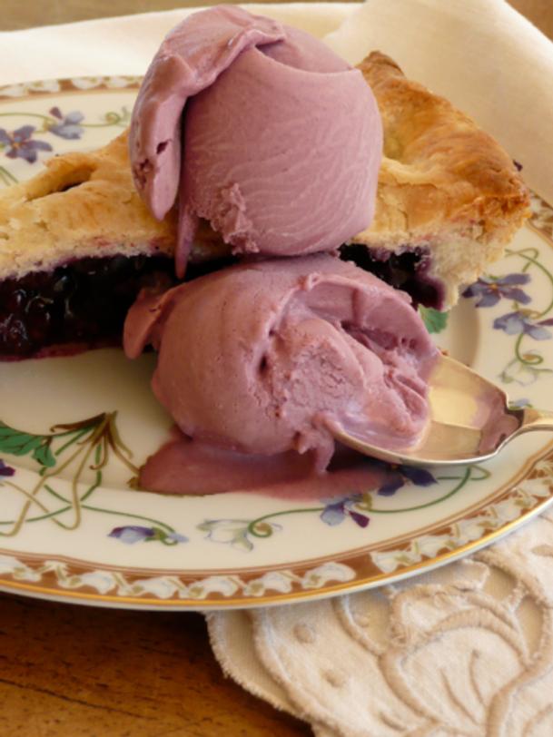 Inspiration-J:  Purple Food