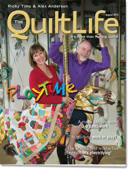 The new (August 2013) issue