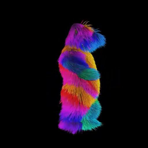 CREATURE COLORFULLY