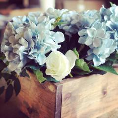 blue hydrangea centerpieces.jpg