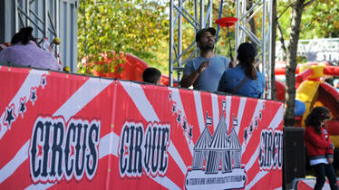Atelier de cirque