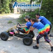 AVENGERS RACE