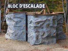 BLOC D'ESCALADE