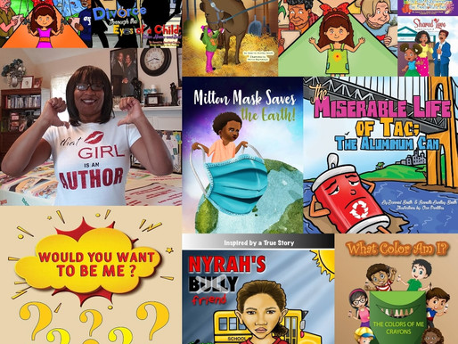 Author Annette Bentley Smith Creates Stories To Inspire Children. Read All About #ThatGirl On Medium