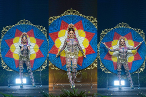 Catriona Gray, the representative of the Philippines at Miss Universe 2018.