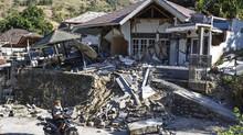 Lombokin maanjäristykset : Miten voit olla avuksi?