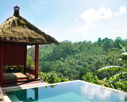 Ayung river pool villa - I Love Bali (4)