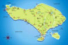 Balin kartta