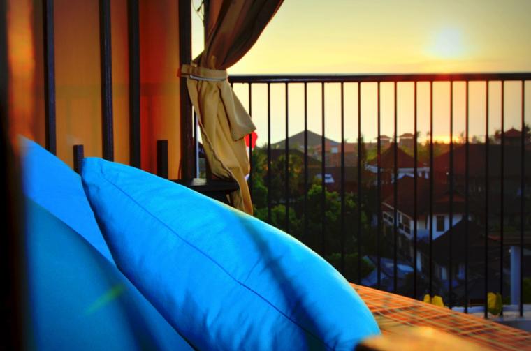 Cabana_Sunset