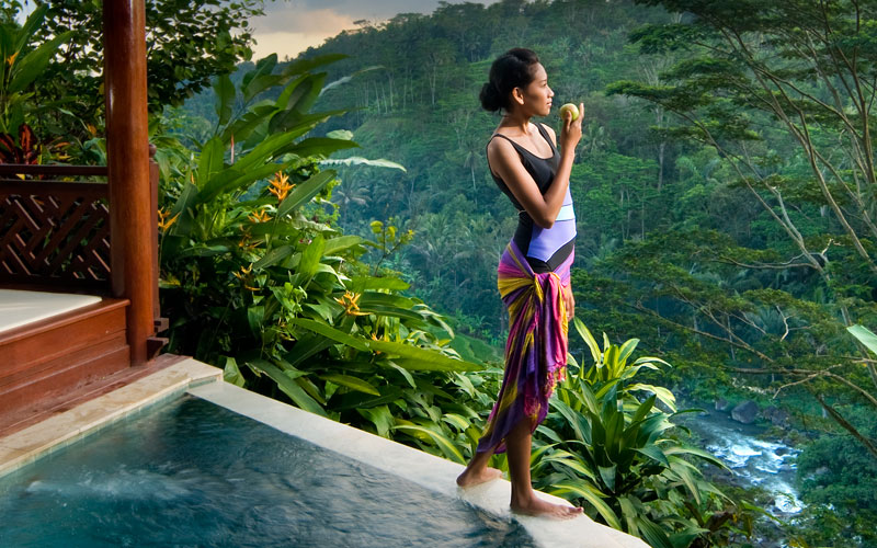 Ayung river club villa - I Love Bali (1)