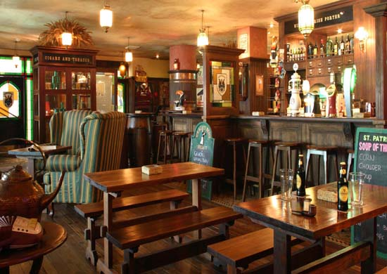 Gracie Kelly's Irish Pub large