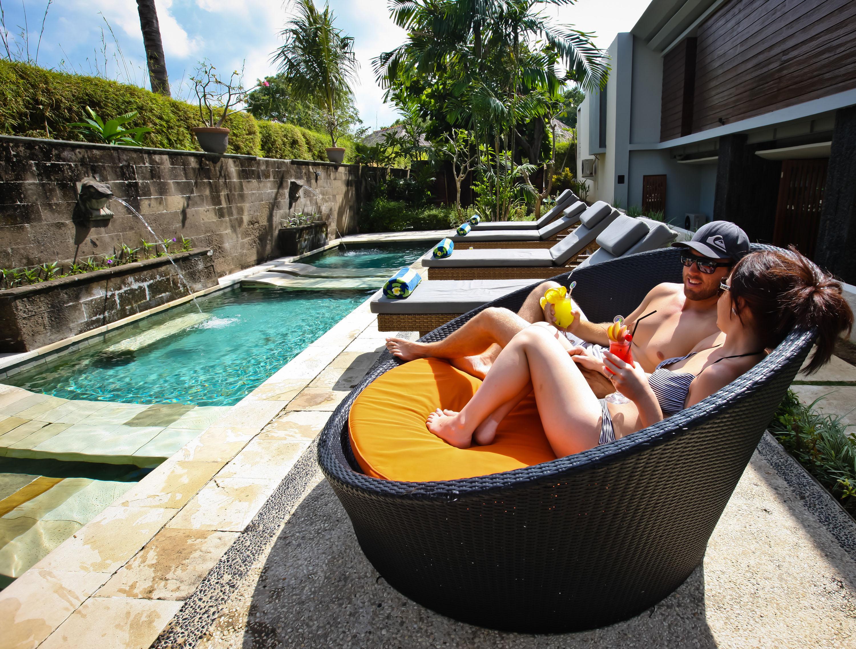 lazy pool