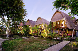 Lotus Garden Huts - I Love Bali (4)