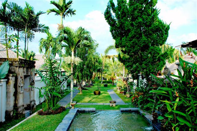 Villas-Garden