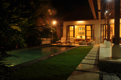 Pool area night (2)