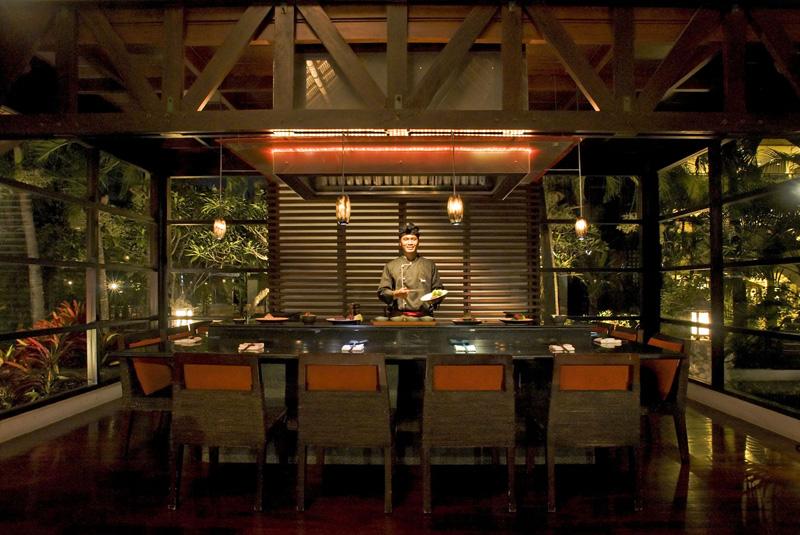 TeppanyakiRestaurant
